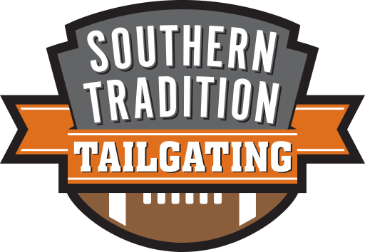 Southern Tradition Tailgating Texas and Baylor logo