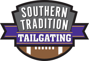 Southern Tradition Tailgating LSU Logo